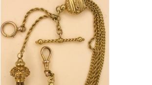 Stolen jewellery