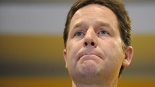 Nick Clegg has hailed the new energy deal as a 'landmark'
