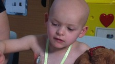 Bailey Cooper needs a bone marrow transplant to save his life