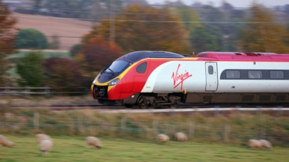 Virgin is carrying on running the West Coast service until November 2014, with a new bidding process starting after that.