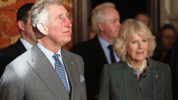 Prince Charles and the Duchess of Cornwall visit the South West today.