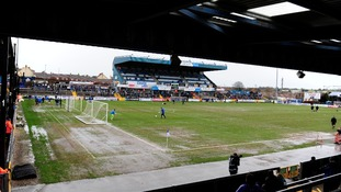 Bristol Rovers ground The Memorial Stadium