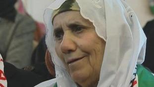 Arafat Jaradat's mother said the Israelis have taken everything