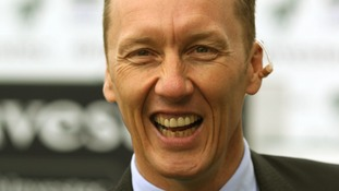 Former England and Arsenal footballer turned TV pundit Lee Dixon