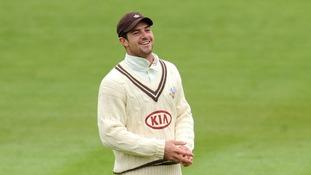 Surrey batsman Tom Maynard