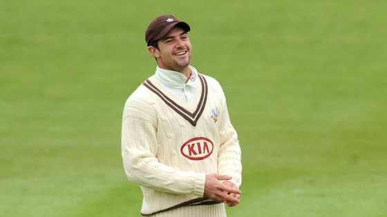 Surrey batsman Tom Maynard