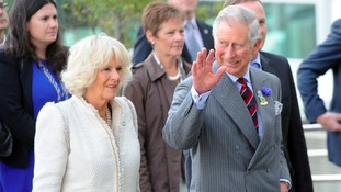Charles and Camilla visit Devon: full itinerary