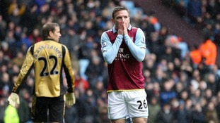 Andreas Weimann has been one of the few positives for Villa this season