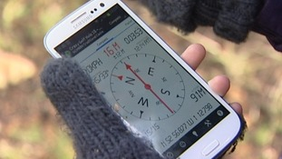 Geocaching uses GPS to track treasure