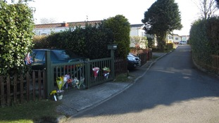 Tributes have been paid to a family of three who all died of suspected carbon monoxide poisoning at the park