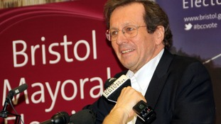 George Ferguson was elected as Bristol's first Mayor in November.