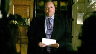Lord Rennard speaks to media in 2006