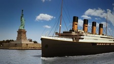The 'unsinkable' Titanic sank in 1912 after hitting an iceberg, killing 1,500 people