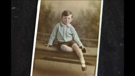 childhood photo of David Turner