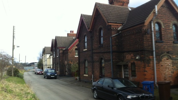 These homes could be demolished to make way for HS2