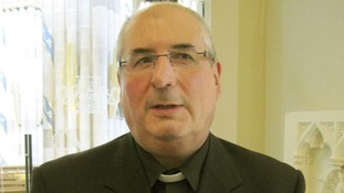 Philip Tartaglia replaces Cardinal Keith O'Brien, who quit this week following allegations of inappropriate behaviour