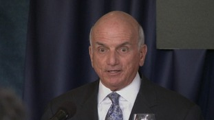 Dennis Tito speaking today