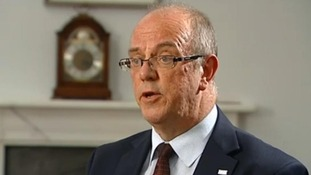 NHS boss Sir David Nicholson