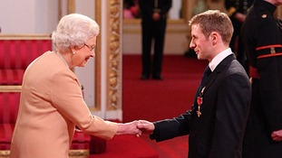 Meeting Queen 'ultimate pressure' – Jason Kenny
