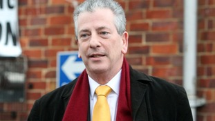 The Liberal Democrat candidate Mike Thornton