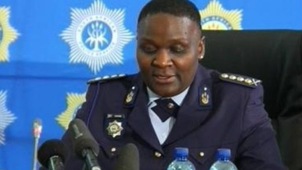 National Police Commissioner, Riah Phiyega