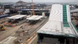 Reading railway station upgrade