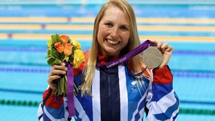 Honour for Wiltshire paralympian