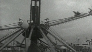 Barry Island Pleasure Park in its heyday