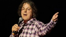 Alan Davies Liverpool twitter row