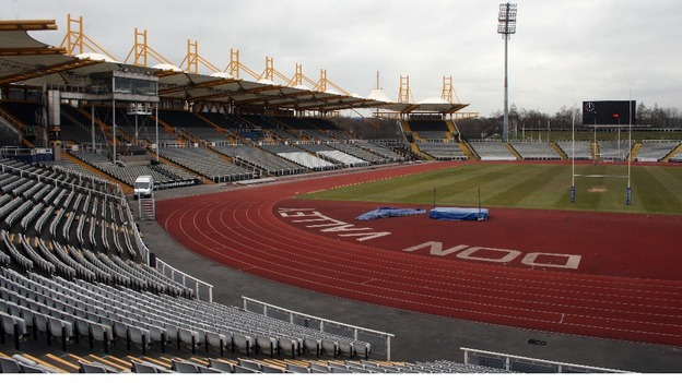 A general view of the Don Valley Stadium, Sheffield, South Yorkshire.