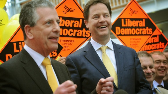 Victory in Eastleigh quashes the idea that the Liberal Democrats are 'finished'