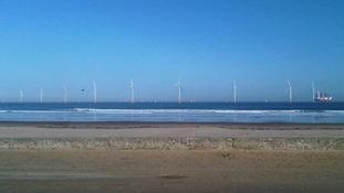 Redcar Windfarm