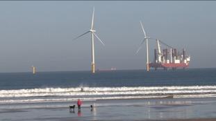 Recar windfarm