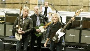 The original members of Status Quo