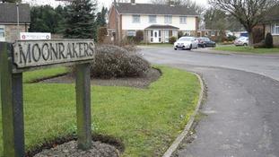 Neighbours overheard a number of gunshots from the address yesterday morning