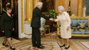 She held a reception for key dignitaries including Lieutenant Governor the Hon. Frank Lewis for Prince Edward Island