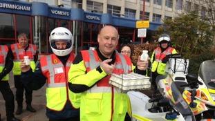 Birmingham's fastest milkmen
