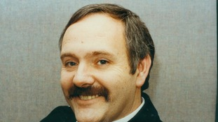 Bill Dowling, retired Wiltshire policeman