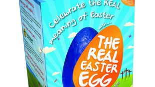'The Real Easter Egg' to be stocked by most of Britain's supermarkets