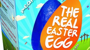 &#x27;The Real Easter Egg&#x27; to be stocked by most of Britain&#x27;s supermarkets
