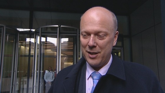 Grayling&#x27;s Human Rights comments &#x27;not off message&#x27;