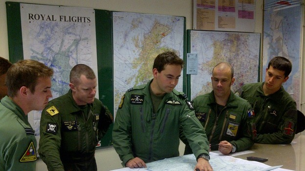 RAF Leeming talk
