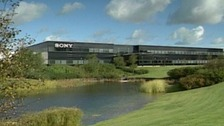 Sony's Pencoed factory