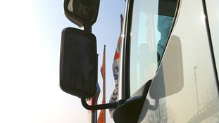 New HGV mirror requirements after Notts man was shunted on M1