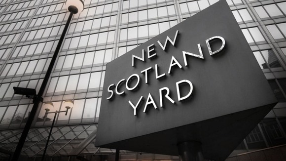 New Scotland Yard offices in London