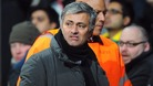 Real Madrid's manager Jose Mourinho
