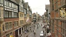 Chester high street