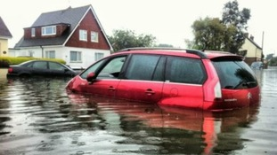 Tackling flooding in Sussex