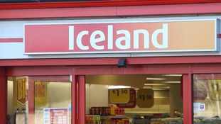 Iceland have apologised after a seven-year-old girl found a clump of hair in a home-cooked lasagne made with a packet of beef mince.