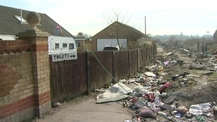 New hope of legal site for Dale Farm travellers
